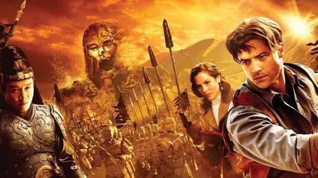 """Phần 3 của series: """"Xác ướp Ai Cập: Lăng mộ Tần Vương"""" (2008)"""