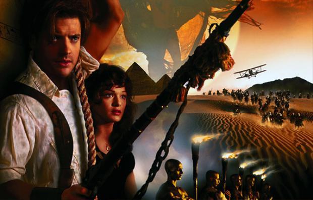 """""""The Mummy"""" (1999) khởi đầu cho chuỗi phim ăn khách toàn cầu thời bấy giờ"""