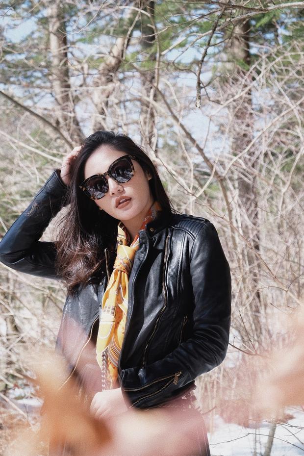 Vướng tin đồn hẹn hò khi diện đồ đôi ở Hàn Quốc, Bình An và Văn Mai Hương lên tiếng