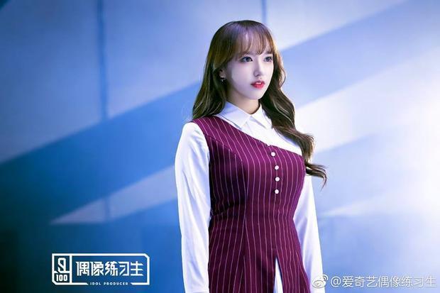 Cheng Xiao - thành viên nổi nhất WJSN đang rất được lòng các fan bởi cô nàng hoàn thành khá tốt vai trò dẫn dắt thí sinh trong Idol Producer.