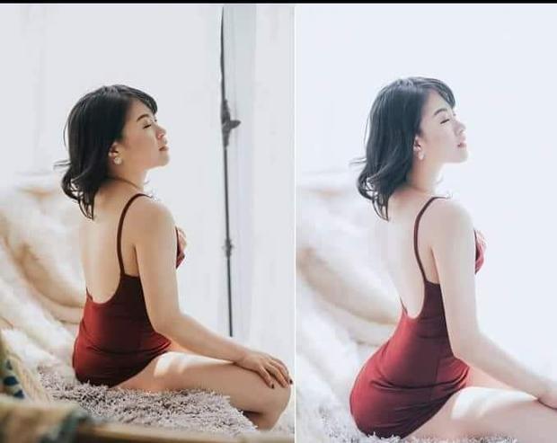 Có ai nhận ra trong 2 bức ảnh là một cô gái không? Ảnh: Dương Dương.