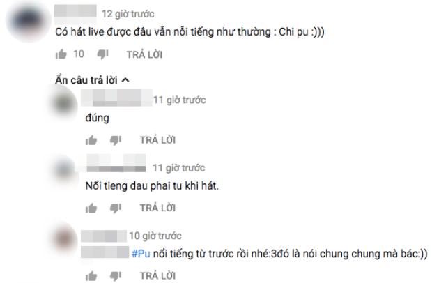Netizen gọi hồn Chi Pu vì câu nói của Hồ Hoài Anh: Nhiều ca sĩ không hát live được vẫn nổi tiếng bình thường