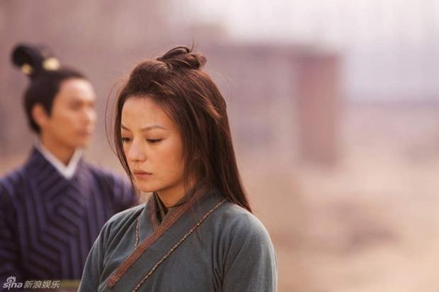 """Hoa Mộc Lan thật sự là một nhân vật như được """"đo ni đóng giày"""" cho Triệu Vy."""