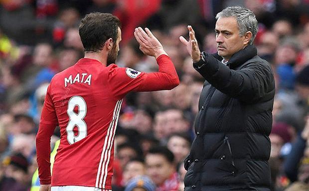 """Mối quan hệ giữa Mourinho và Mata """"đã thuộc về nhau""""."""
