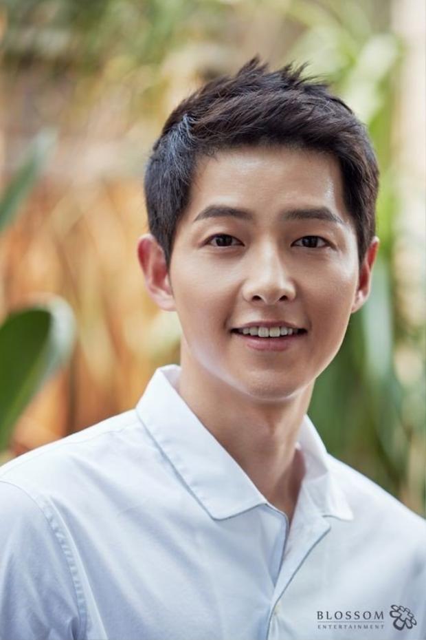 Nam diễn viên Song Joong Ki