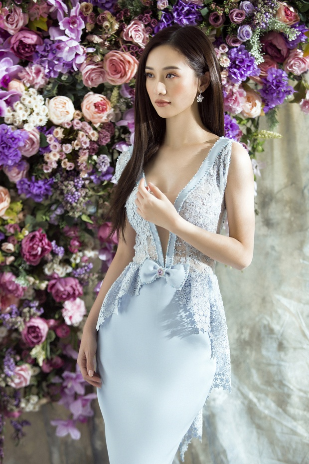 Từ lạnh như băng, Jun Vũ hoá quý cô gợi cảm nhờ váy xuyên thấu