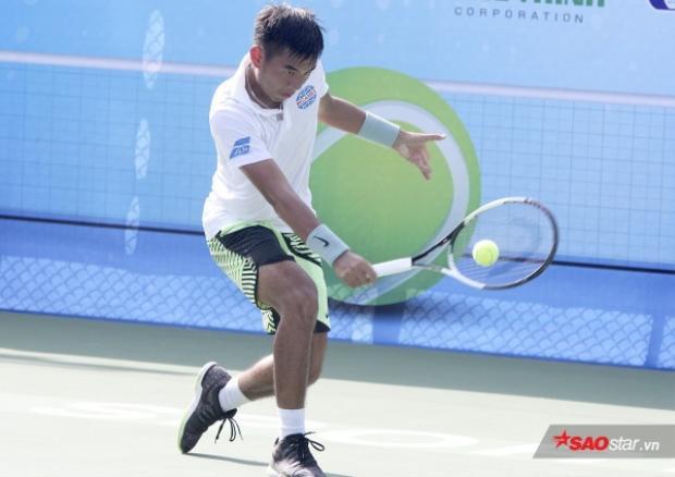 Lý Hoàng Nam là tượng đài của quần vợt Việt ở tuổi 21.