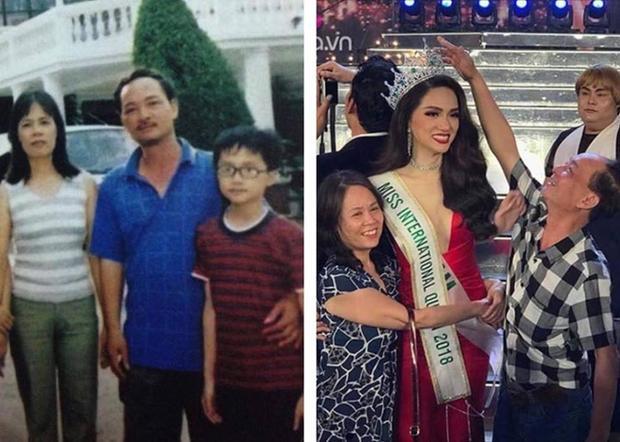 Bức ảnh truyền cảm hứng được Hoa hậu đăng tải ngay sau khi đăng quang.