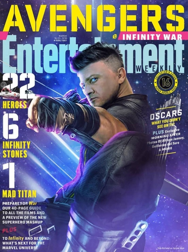 Fan dậy sóng vì tấm poster của Hawkeye trong Avengers: Infinity War và bất ngờ vì sự thật đằng sau