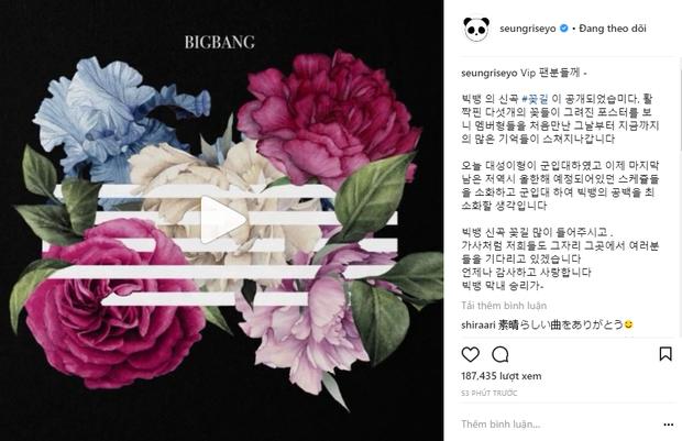 Nội dung đính kèm ca khúc mới của BigBang.