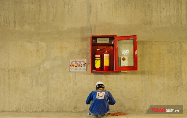 Với tuổi thọ 100 năm, và chịu được áp lực động đất cấp 7, hầm chui hứa hẹn sẽ giải tỏa được tình trạng ùn tăc tại nút giao cửa ngõ Tấy Bắc Sài Gòn này.