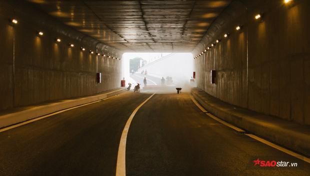 Công trình hầm chui An Sương (Q.12, H.Hóc Môn) được thi công xây dựng từ đầu năm 2017 sẽ chính thức đi vào hoạt động vào 7h sáng 14/3.