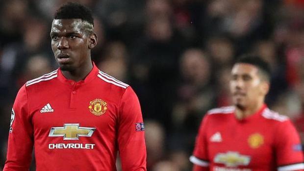 M.U có trận thua 1-2 trên sân nhà và chính thức nói lời chia tay với Champions League.