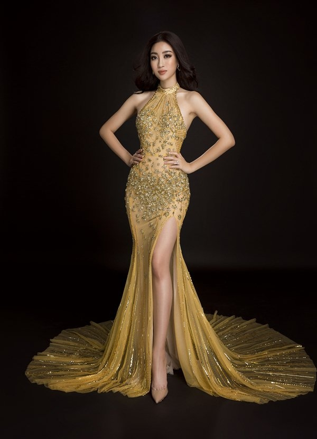 Nhưng có lẽ Đỗ Mỹ Linh là người lập kỷ lục trong số hoa hậu, á hậu đó.