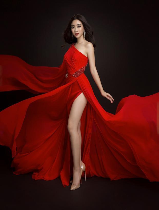 Sẽ không thiếu cơ sở để nói người hoa hậu Đỗ chính là người đẹp lập kỷ lục trong các thiết kế của Lê Thanh Hòa bởi trong thời gian chưa đầy hai năm nhiệm kỳ con số những lần cô xuất hiện mang thương hiệu Lê Thanh Hòa là không đếm xuể.