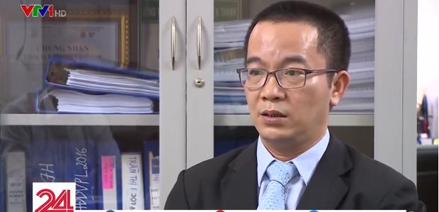 Luật sư Nguyễn Thế Truyền.