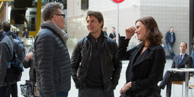 Những minh chứng cho việc Tom Cruise sẽ đảm nhận vai Green Lantern trong tương lai