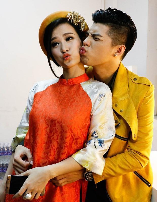 Tin đồn rạn nứt tình bạn với Đông Nhi khiến cả hai phải lên tiếng đính chính trấn an người hâm mộ.