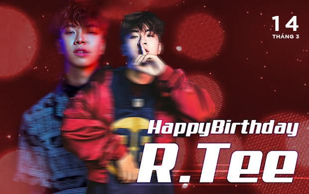 Chúc cho R.Tee một tuổi mới với thật nhiều niềm vui và thành công nhé!