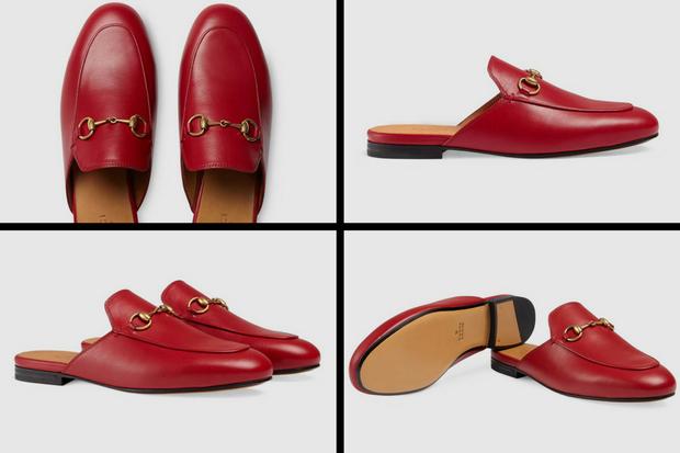 Đôi giày có tên đầy đủ là Princetown leather slipper, hiện tại được bán với giá 515 bảng Anh, tương đương khoảng 16 triệu 300 nghìn đồng.