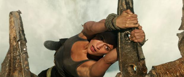 Alicia Vikander làm thế nào để trở thành Tomb Raider?