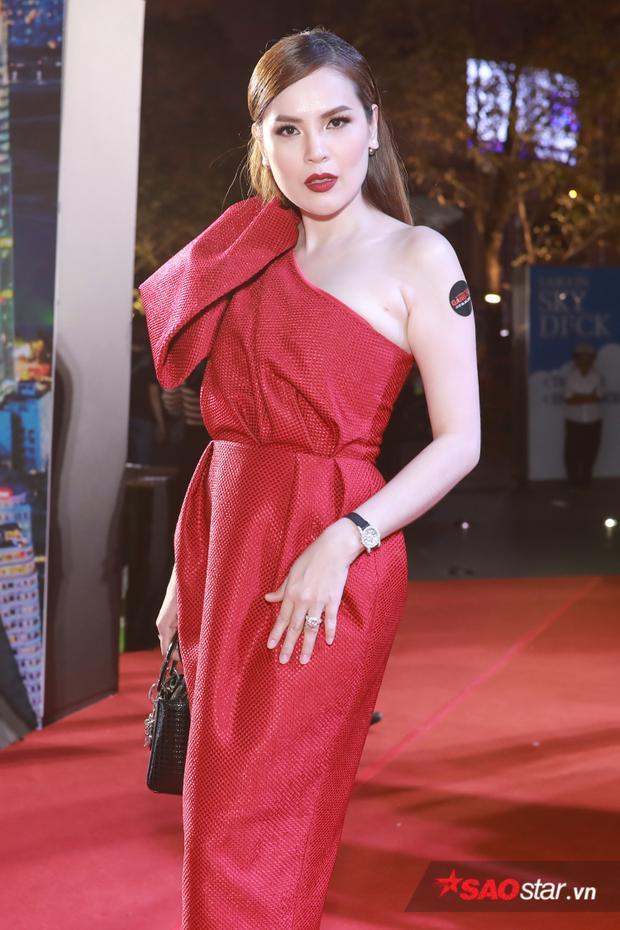 Hoa hậu Phương Lê.