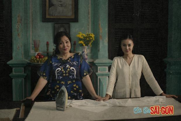 """Bối cảnh, tạo hình nhân vật trau chuốt trong """"Cô Ba Sài Gòn""""."""