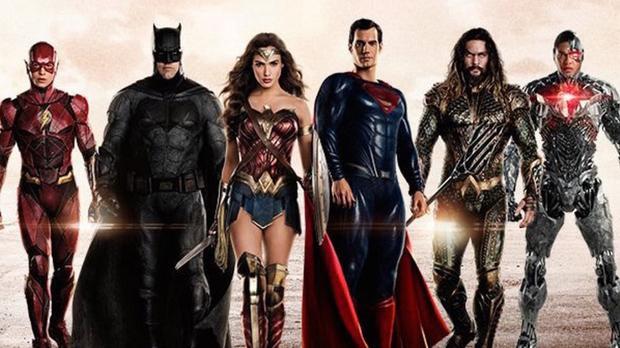 """""""Justice League""""."""