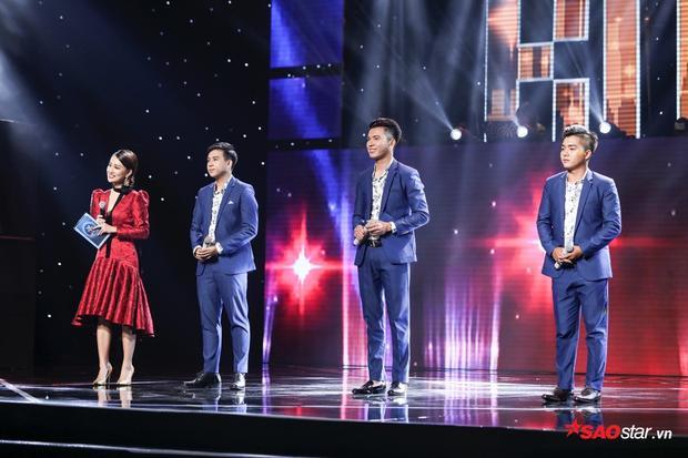 Liệu bộ ba điển trai Duy Toàn, Đức Thành, Ngọc Danh có vượt qua 8 thí sinh còn lại để bước vào vòng Liveshow?