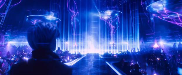 Ready Player One khoe thế giới công nghệ ảo diệu năm 2045 trong trailer cuối cùng