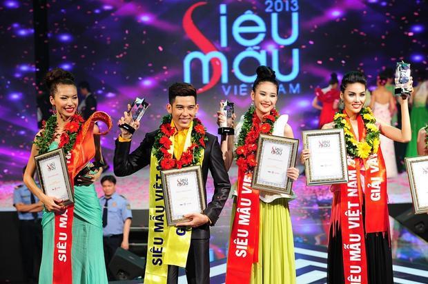 Lan Khuê, Minh Tú đều đạt được những thành tựu nhất định tại Siêu mẫu Việt Nam 2013.