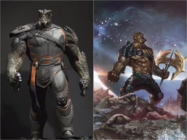 Avengers: Infinity War: Nhóm tay sai The Black Order của Thanos đã lộ diện trong trailer mới