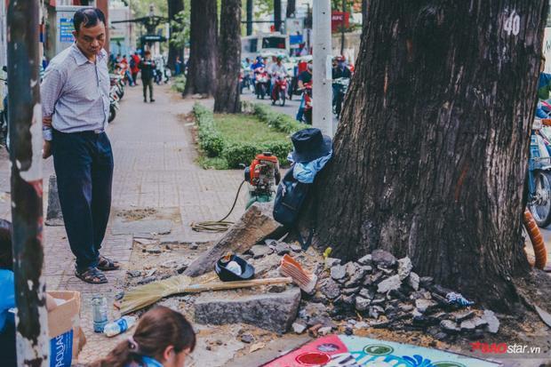 Đúng là Sài Gòn thiệt là không khó để chúng ta bắt gặp những điều tốt đẹp như thế phải không?
