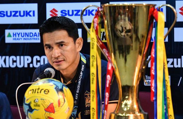 Kiatisak đủ khả năng để dẫn dắt Muangthong United.