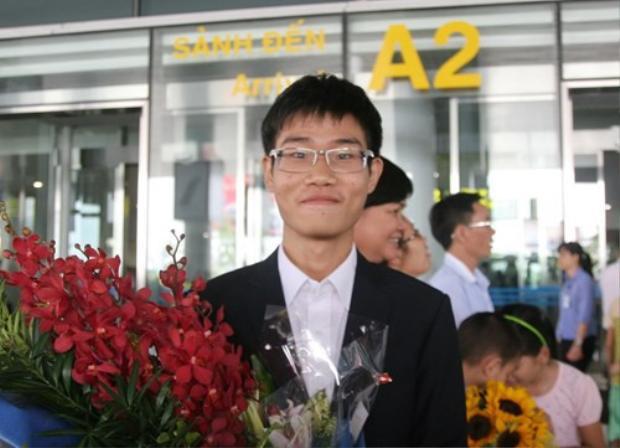Gương mặt tài năng Đinh Quang Hiếu