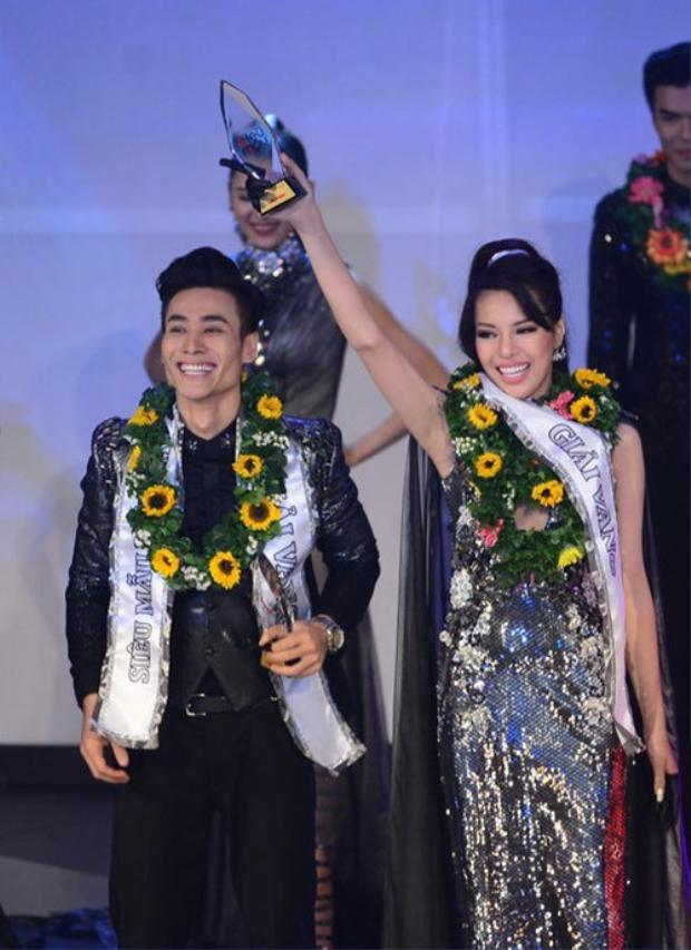 Có thể nói năm 2015 hội tụ khá nhiều gương mặt nổi trội của ngành người mẫu Việt Nam tham gia tranh tài tại cuộc thi Siêu mẫu. Vượt qua hết thảy các đối thủ, chân dài Dương Nguyễn Khả Trang cùng Dương Tuấn Anh đã xuất sắc giành giải Siêu mẫu Việt Nam 2015.