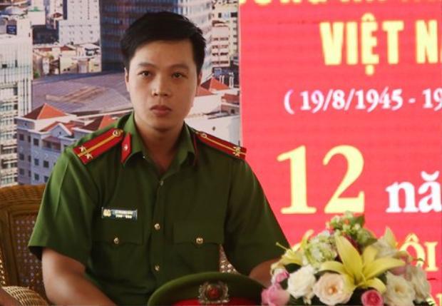 Trung uý Lê Hoàng Hảo