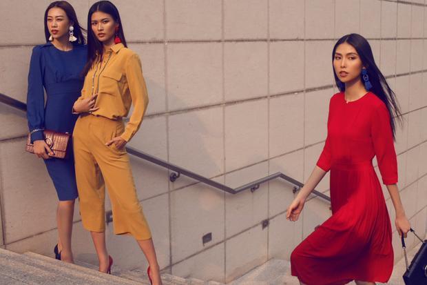 Thời trang Xuân - Hè 2018 chứng kiến sự lên ngôi của những gam màu rực rỡ, sự thay đổi này phản ánh sự chuyển đổi của tiết trời khi xuân sang.