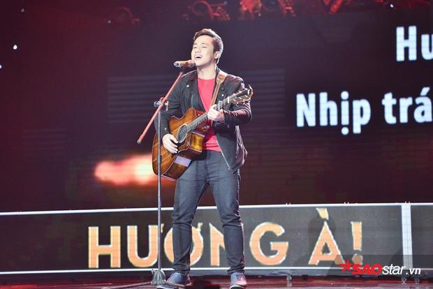 Hương à của Nguyễn Đình Khương là tiết mục bùng nổ nhất tập 3 Sing My Song 2018.