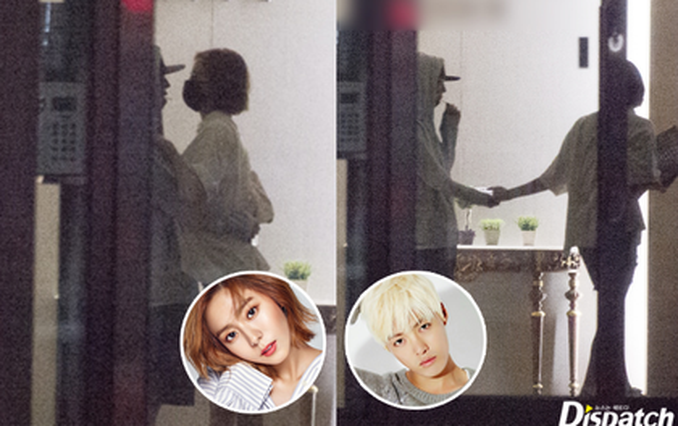Giữa năm 2017, UEE hẹn hò Kang Nam nhưng nhanh chóng chia tay vì áp lực dư luận.