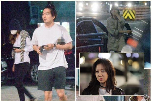 Cả hai nhiều lần được phát hiện đi chơi cùng nhau tại khu Gangnam và Hanam.