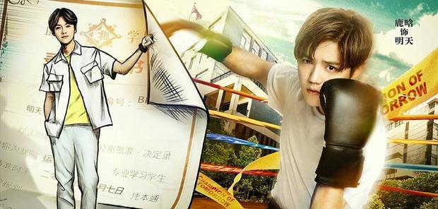 Lộc Hàm vào vai chàng trai Minh Thiên đam mê đấm bốc