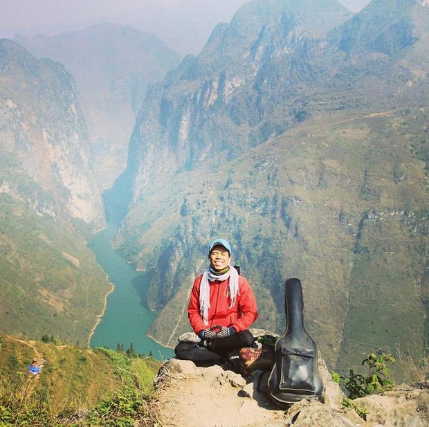 Hồ Nhật Hà (33 tuổi, Phú Yên) đã thực hiện chuyến hành trình phượt bộ dài 113 ngày đêm, với vỏn vẹn 100 nghìn đồng.
