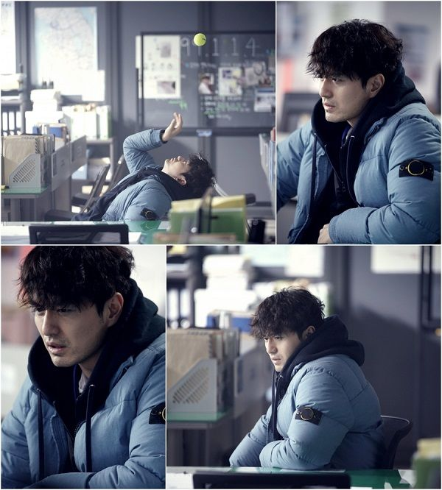 """Lee Jin Wook trong """"Return"""""""