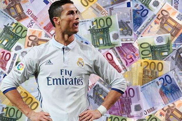Ronaldo tuyên bố mình không hề trốn thuế.