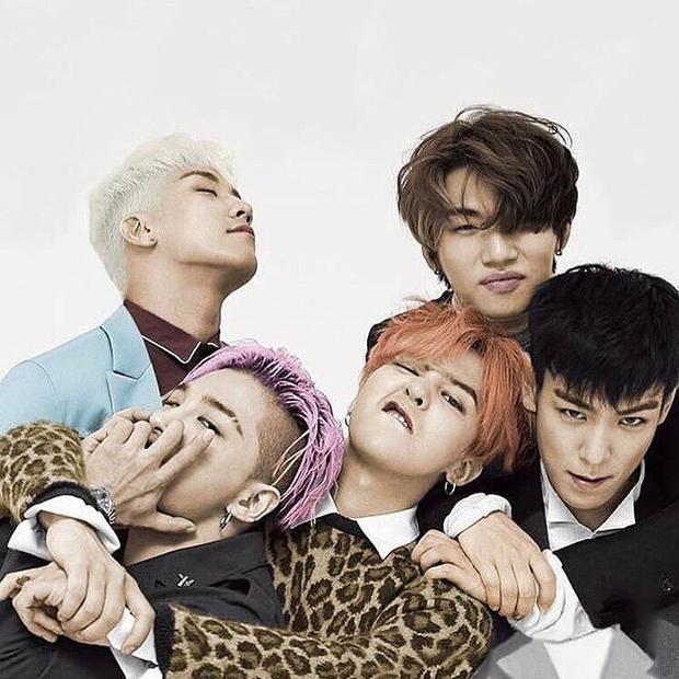 Bài hát có sự góp giọng của tất cả thành viên BigBang.