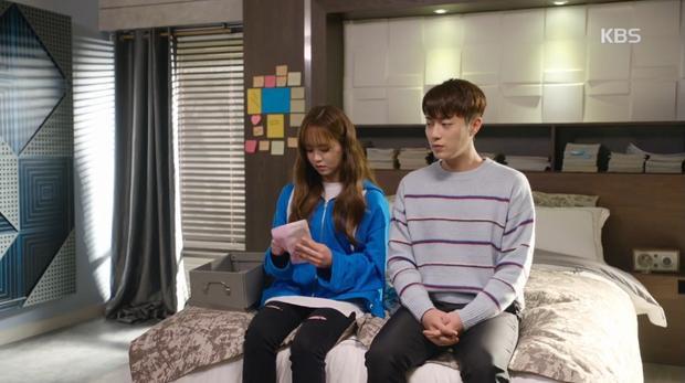 'Radio Romance' tập áp chót: Không giận Doo Joon gạt mình, Kim So Hyun còn thương anh hơn