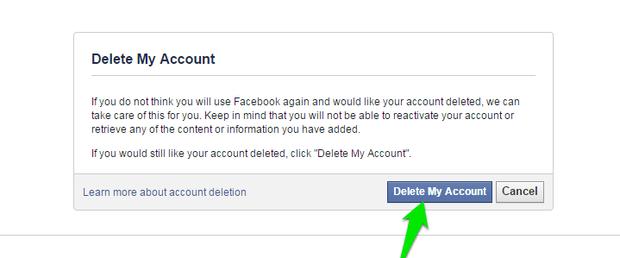 Xóa Facebook là từ khóa đang được chia sẻ rầm rộ, bạn sẽ sốc khi biết lý do