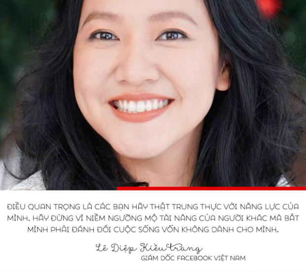Chân dung đáng ngưỡng mộ của nữ Giám đốc Facebook Việt Nam