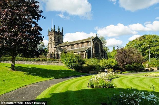 Vị trí thứ hai thuộc về thị trấnWilmslow ở Cheshire, với số người ngoại tình là 901 người. Ảnh: Steve Buckley